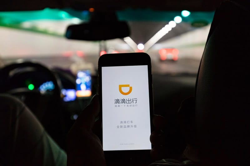 Didi Chuxing China